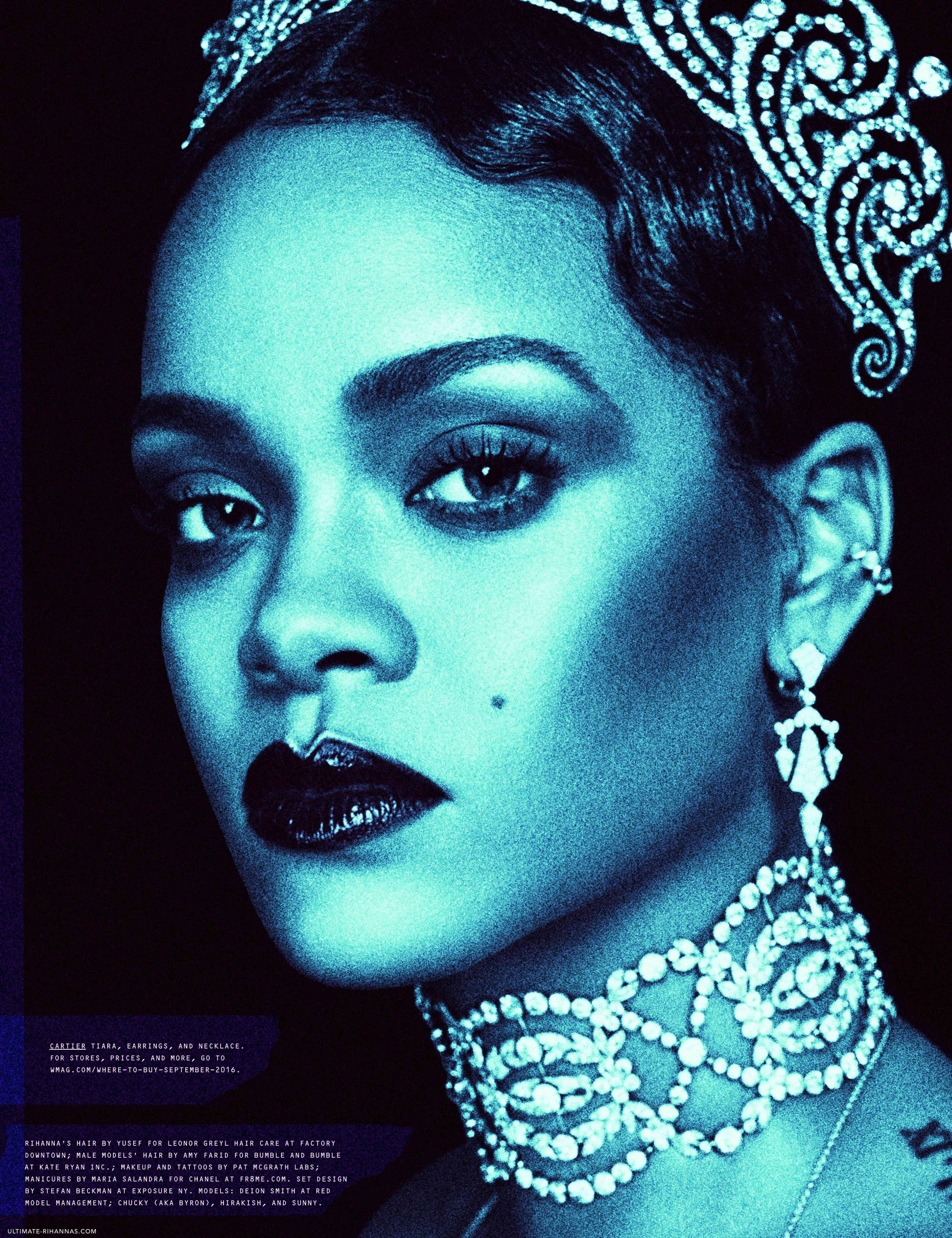 Rihanna    - Página 8 Rihanna_W_Magazine_September_Collectors_Issue_0010