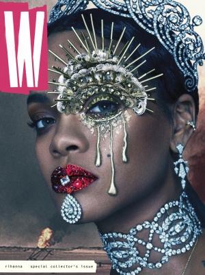 Rihanna    - Página 8 Normal_Rihanna_W_Magazine_September_Collectors_Issue_001
