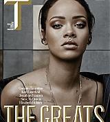 Rihanna New York Times Style Magazine