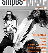Rihanna Snipes Magazine Puma