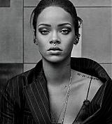 Rihanna T Magazine Outtake HQ