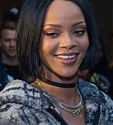 Rihanna Fenty X Puma Debut NYFW